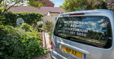 Nottingham Pet Crematorium exterior