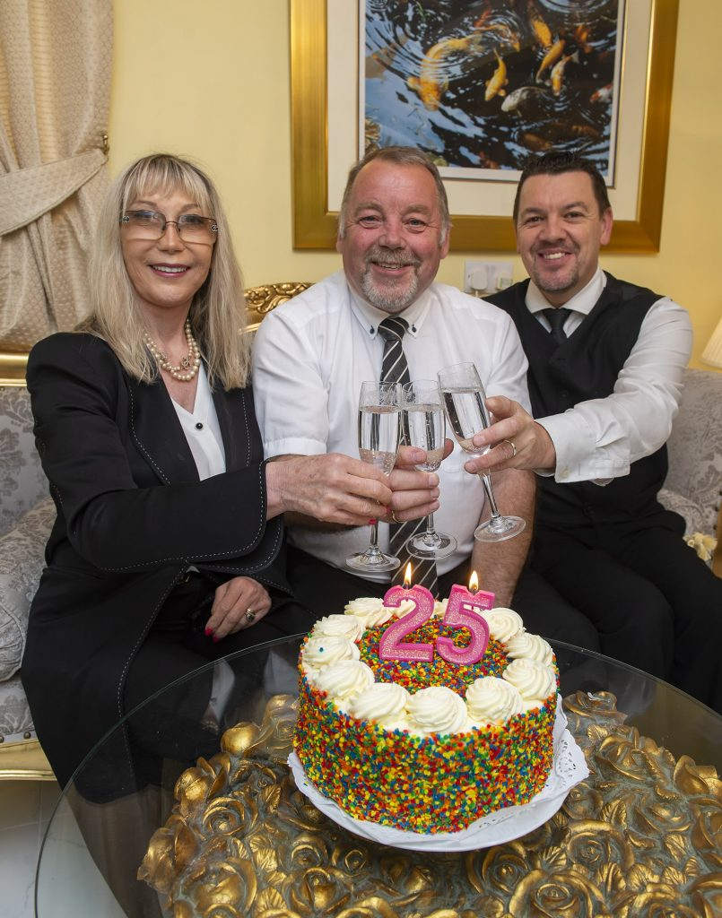 25th Anniversary at Nottingham Pet Crematorium