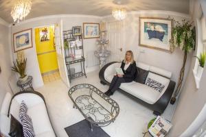 The White Room at Nottingham Pet Crematorium